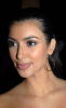 Kim Kardashian arrives at the 2009 Moves Magazine Super Bowl Party on January 28, 2009 in St. Petersburg, Florida