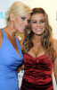 Carmen Electra and Jenny McCarthy at the 6th Annual Leather and Laces Celebration