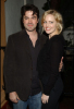 Melissa George and Ron Livingston at the 22nd Annual Santa Barbara International Film Festival on January 27th, 2007