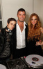 Lindsay Lohan, Sam Ronson and Andy Lecompte