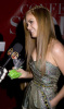 Isla Fisher at the Confessions of a Shopaholic New York premiere at the Ziegfeld theater on February 5th 2009
