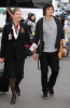 Orlando Bloom arriving in Australia to spend Valentine's day with his girlfriend