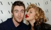AnnaLynne McCord and Robert Buckley