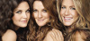 covergirls Jennifer Aniston Drew Barrymore and Ginnifer Goodwin pictures