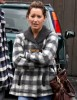 Ashley Tisdale seen in Los Angeles heading to share lunch with a few friends at Mo s Diner on Monday afternoon February 9th 2009