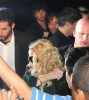 Jesus Luz spotted standing away from the paparazzis sight as they take pictures of his sweet gf madonna