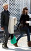 Justin Timberlake and Jessica Biel pick arrive at the dry cleaners after in Los Angeles California on February 9th 2009 3