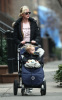 Gretchen Mol was spotted with her son Ptolemy John Williams in new york city on february 10th 2009 3