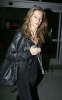 Gisele Bundchen departing from LAX International Airport yesterday on February 10th 2009 3