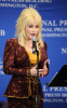 Dolly Parton making a speech at a luncheon held at the National Press Club in Washington DC on  February 10th 2009 3