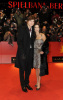 Demi Moore and Ashton Kutcher on the red carpet of the 59th Berlin International Film Festival premiere of Happy Tears on February 11th 2009 4