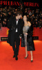 Demi Moore and Ashton Kutcher on the red carpet of the 59th Berlin International Film Festival premiere of Happy Tears on February 11th 2009 3