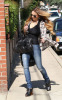 Lindsay Lohan was spotted in Los Angeles on February 11th 2009