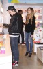 Lindsay Lohan and Samantha Ronson shopping at Kid Robot boutique