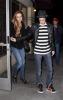 Lindsay Lohan and Samantha Ronson shopping at Kid Robot boutique