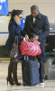 Kim Kardashian and her boyfriend Reggie Bush