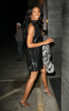 Brandy Norwood arrives at Nobu in Beverly Hills for her 30th birthday party on February 11th 2009 3