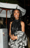 Brandy Norwood arrives at Nobu in Beverly Hills for her 30th birthday party on February 11th 2009 1