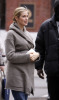 Kelly Rutherford arrives to the filming set of Gossip Girl in New York City on February 12th 2009 1
