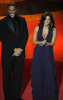 Tyler Perry and Halle Berry speak onstage during the 40th NAACP Image Awards held at the Shrine Auditorium on February 12th 2009 3