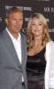 Kevin Costner and his wife Christine Baumgartner 2