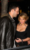 Jessica Simpson and boyfriend Tony Romo out for dinner
