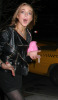 Lindsay Lohan lighting up a cigarette after getting in a fight with sam on February 13th 2009