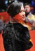 Zhang Ziyi arrives for the Forever Enthralled film promo