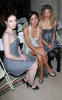 Jessica Stroup with Michelle Trachtenberg and Adrianne Palicki