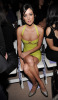Jessica Stroup at the Herve Leger by Max Azria gig held at Bryant Park