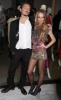 Lindsay Lohan and Matthew Williamson at the opening of the Matthew Williamson store in New York City on February 15th 2009