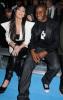 Kim Kardashian and Reggie Bush at the Y-3 AutumnWinter 2009 Fashion Show on February 15th 2009