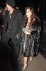 Demi Moore and Ashton Kutcher arrive at Borchardt restaurant on February 11th 2009 in Berlin Germany 3