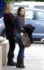 Ashley Tisdale and her mom Lisa spotted heading for lunch