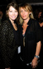 Marcella Lindeberg and Jessica Biel backstage at the William Rast Fall 2009 fashion show during Mercedes Benz Fashion Week in the Tent at Bryant Park on February 16th 2009 in New York City