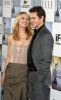 Claire Danes and Hugh Dancy arrive at the 2009 Film Independent's Spirit Awards