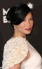 Lucy Liu at the Montblanc Signature For Good charity event in Hollywood California on February 20th 2009