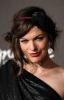 Milla Jovovich at the Montblanc Signature For Good charity event in Hollywood California on February 20th 2009