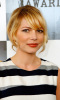 Michelle Williams at the 2009 Film Independent's Spirit Awards in Santa Monica on Saturday evening on February 21st 2009
