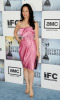 Lucy Liu arrives at the 2009 Film Independents Spirit Awards in Santa Monica held on Saturday evening on February 21st 2009