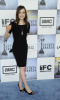 Ellen Page attends the 2009 Film Independents Spirit Awards in Santa Monica on Saturday evening on February 21st 2009