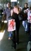 Gisele Bundchen arrives at the Rio de Janeiro airport to attend the celebration of Carnival 2009 in Brazil 1