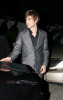 Chace Crawford arrives at the pre Oscar party in Bel Air on February 20th 2009