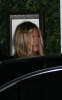 Jennifer Aniston leaves the pre Oscars party held at Cecconi Restaurant in Beverly Hills on February 20th 2009