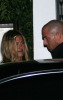 Jennifer Aniston leaves the pre Oscars party held at Cecconi Restaurant in Beverly Hills on the 20th of February 2009