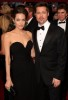 Angelina Jolie and Brad Pitt arrive at the  81st Annual Academy Awards on February 22nd 2009 3