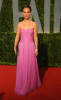 Natalie Portman on the red carpet of the 2009 Vanity Fair Oscar party hosted by Graydon Carter at the Sunset Tower Hotel on February 22nd 2009 in West Hollywood California