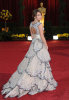 Miley Cyrus arrives on the red carpet of the 81st Annual Academy Awards on February 22nd 2009 2