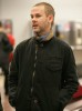 Dominic Monaghan arriving at Salt Lake City airport for the 2009 Sundance Film Festival in Utah on the 16th of January 2009 24