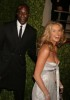 Elle Macpherson arrives with Oswald Boateng at the 81st Annual Academy Awards Vanity Fair Oscars Party in Hollywood California on the 22nd of February 2009
